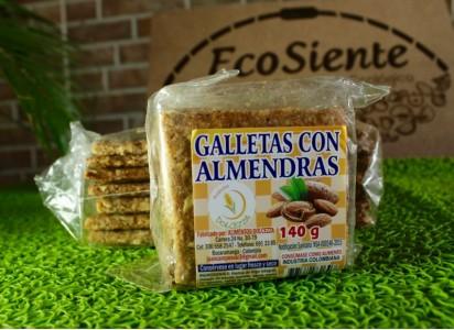 Galletas de Almendras