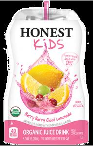 Jugos Honest Kids
