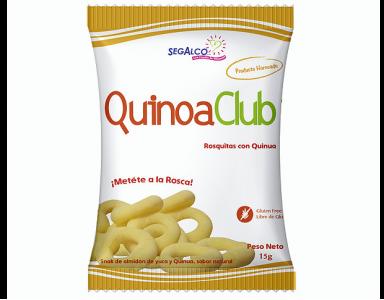 Rosquitas de Quinua
